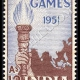 1ST ASIAN GAMES S2 COMMEMORATIVE STAMP