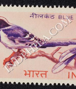 BIRDS SERIES BLUE MAGPIE COMMEMORATIVE STAMP