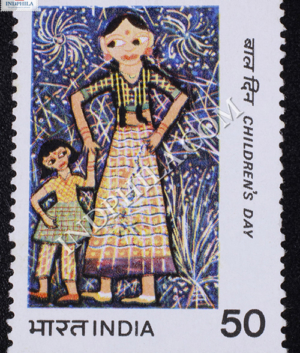 CHILDRENS DAY COMMEMORATIVE STAMP