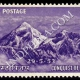 CONQUEST OF EVEREST 29 5 53 S1 COMMEMORATIVE STAMP