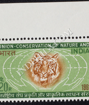 INTERNATIONAL UNION FOR CONSERVATION OF NATURE AND NATURAL RESOURCES COMMEMORATIVE STAMP