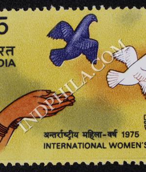 INTERNATIONAL WOMENS YEAR COMMEMORATIVE STAMP