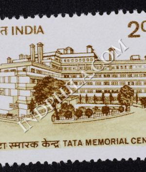 TATA MEMORIAL CENTRE COMMEMORATIVE STAMP