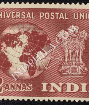 UNIVERSAL POSTAL UNION 1874 1949 S4 COMMEMORATIVE STAMP
