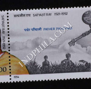 INDIA 1994 SATYAJIT RAY MNH SETENANT PAIR